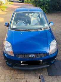 Ford Fiesta st150 grate condition