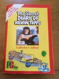 Kevin Tipps tea cards