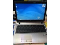 "HP PROBOOK 450 G3 intel core i5-6200u @ 2.30ghz (500gb,16gb) 15.6"" screen,hdmi 6th Generation"