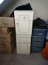Bedside Cabinet (£5 each)