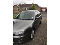 Rover 25 1.4 Petrol. Very good condition Very Low miles.