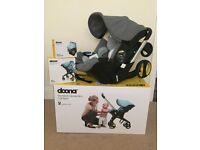 Doona car seat and stroller 2 in 1 group 0+
