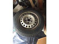 4 15 inch t4 steel wheels