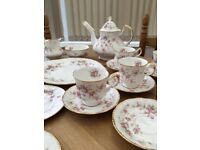 Paragon fine China tea set