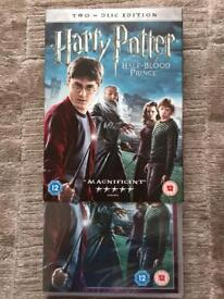 Brand new Harry Potter DVD - 2 Disc edition