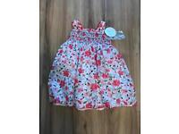 2x Sarah Louise girl's dresses - BNWT