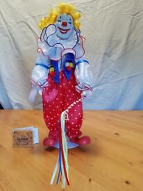 Porcelain Clown
