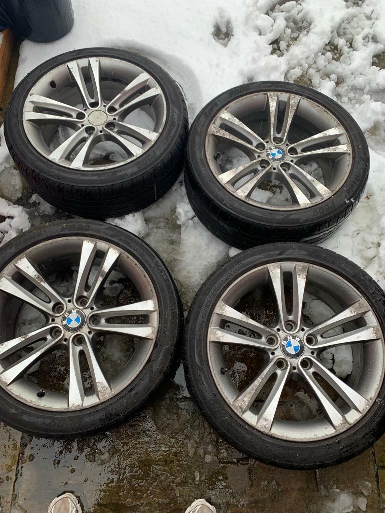 For Sale Bmw Wheels In Ferryhill County Durham Gumtree