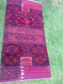 Beautiful Persian Handmade Patchwork Bakhtiari Kilim