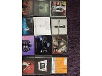 31 cd's