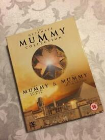 DVDs - The Mummy - (4 DVD ULTIMATE COLLECTION)