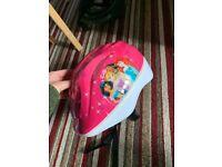 Child's Disney Princess Size 52/56 Adjustable Bike Helmet