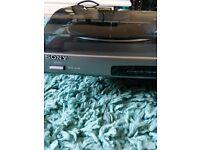 Sony midi turntable