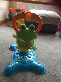 Vtech bouncy frog