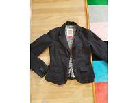 Various blejzers, jackets size 8