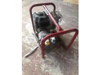 petrol generator 2.6kva 110v/230v