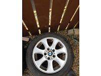 Bmw r16 alloy wheels