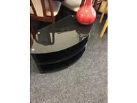 Curved glass tv unit can deliver