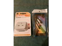 Travel adaptor for Europe, for your UK 3-pin devices whilst travelling in Europe, NEW!