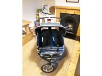 Out and about double buggy, great condition.