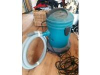 Industrial wet and dry vac