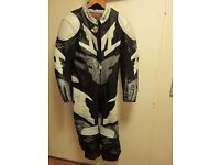 Racing leather suit - perfect for anyone riding a sports bike