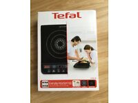 Tefal IH201840 Black Portable Electric Single Induction Cooking Hob