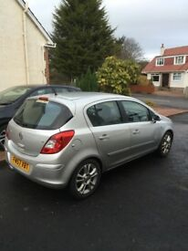 Car for sale - 57 Plate Vauxhall Corsa 1.4l Petrol - Recent MOT