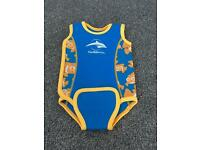 BNWOT Konfidence baby wetsuit 0-6 months