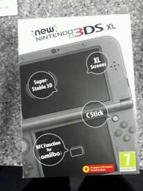 Nintendo 3Ds XL Metallic Black
