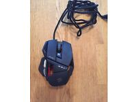 Madcatz Cyborg R.A.T 3 PC gaming mouse USB