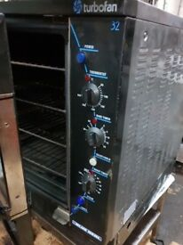 Blue Seal G 32 Turbofan convection oven