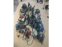 Job lot of power tools spares or repair