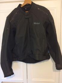 Weise Hydra WP Leather Motorcycle Jacket