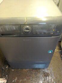 Graphite hotpoint 8kg condenser dryer free local delivery allelectricals