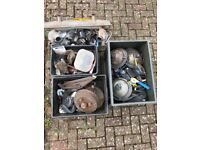 Assorted VW Air cooled Beetle / Volkswagen parts