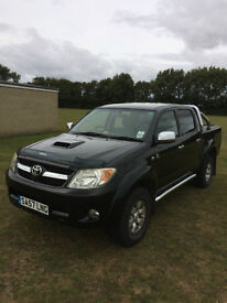 Toyota Hilux 2007 119000 miles