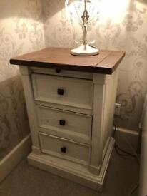 Pair of bedside tables - barker and stonehouse