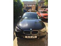 BMW 1 SERIES 116d Efficiency Dynamics Black, FSH, HPI Clear, Manual