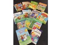 Book bundle - first readers