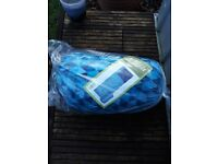 2x full length sleeping bags