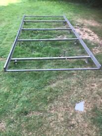Renalt traffic heavy duty ladder rack