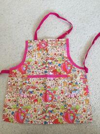 Toddler apron