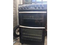 New World 55TWLG LP 55cm LPG Gas Cooker in Black
