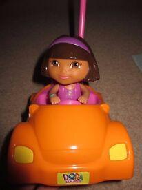 Remote control Dora car