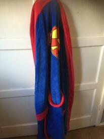 Men's Superman Robe