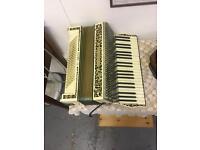 Hohner Verdi III accordion for sale