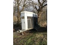 505 ifor Williams horse trailer