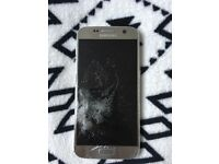 Samsung galaxy s7 parts (broken display)