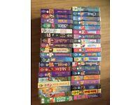 Big Bundle of Disney Classic Films (VHS)